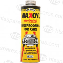 Waxoyl Clear 1 Litre