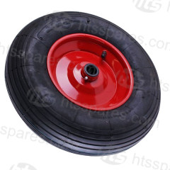 REPLACEMENT WHEEL 4.00-8 STEEL RIM (HTL0293)