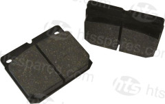 SQUARE BRAKE PAD (HTL0405)