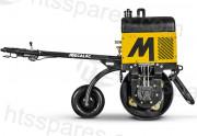 New Mecalac MBR71 Hd Pedestrian Roller