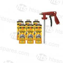 Black Wax Oil Bulk Pack c/w 6 X 1Ltr & Gun (SP000576)